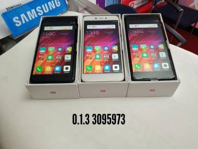 Xiaomi - redmi 4x -32gb- new