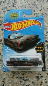 HotWheels TV Series Batmobile black