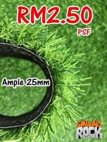 Artificial Grass / Rumput Tiruan Carpet 25mm 107