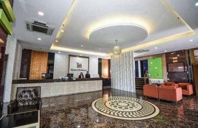 Hotel Holmes Johor Bahru