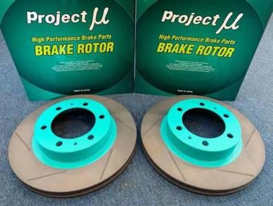 Project U Disc Rotor Toyota Hilux Vigo Fortuner