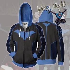 Nightwing hoodie hoodie jacket RBT0072