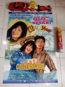 Poster CINTA KOLESTROL Limited Edition 2003