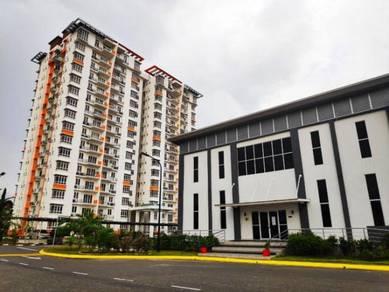 The Palm Condominium Kinarut | Below Market Value | Move In Condition