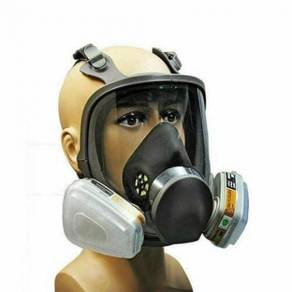 6800 Full Face Gas Mask Respirator for spraying