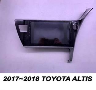 2017~18 TOYOTA ALTIS 10