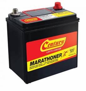 Car battery ns40 ns60 din55 din88 din100l bateri 8