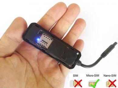 Concox mini GPS Tracker GV25 GPRS LBS Car Bike