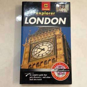 AA Essential Explorer: London travel guide