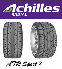 New Tyre Achilles ATR Sport 2 245-40-18 Tire