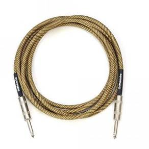 DiMarzio EP1718 18ft Overbraid Instrument Cable