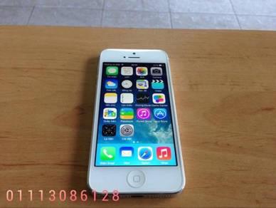 Iphone 5 16gb rom fullset box