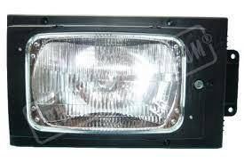 Head lamp Scania 113 depo