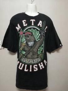 T-Shirt METAL MULISHA Abg Sado Like New