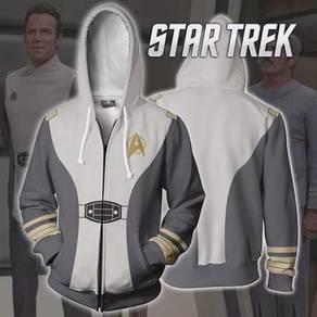 Lost In Space zip Star Trek hoodie jacket RBT0073