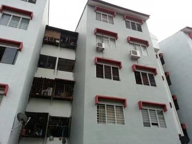 Taman universiti meranti apartment skudai johor