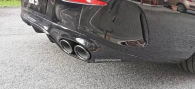 Mercedes C238 E Coupe E53 AMG Rear Diffuser
