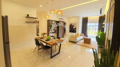 Apartment Baru Low Deposit Permas Jaya