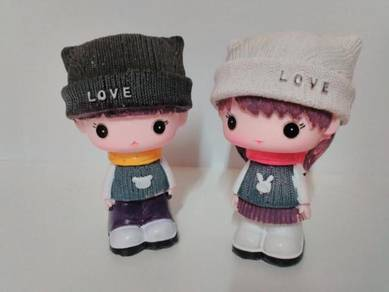 Lovely Couple Decoration ~ Birthday/Valentine