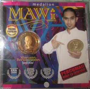 Bintang popular Mawi medallion coin 2006