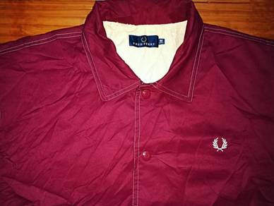 Authentic FRED PERRY SzL Windbreaker Jacket