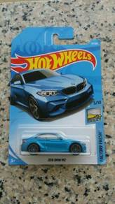 HotWheels 2016 BMW M2 Blue