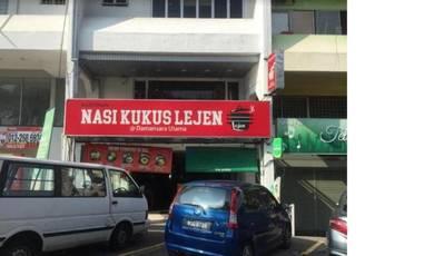 Restoran Di Damansara Utama Untuk Di Lepaskan