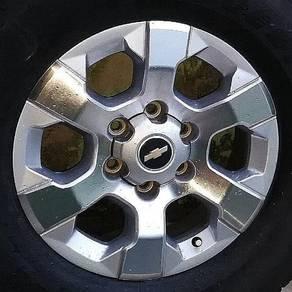 Chevrolet / Chevy Colorado Rims + Tyres