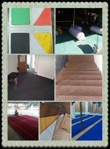 ADAM.HIAS,Promosi carpet ofice,siap pasang