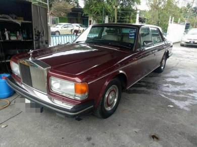 Used Rolls-Royce Silver Spirit for sale