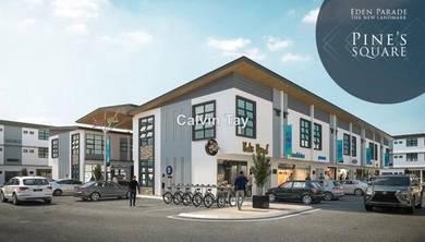 New 2 Storey Lock-up Shop (99 Years) at MJC Batu Kawa Kuching