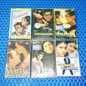 Assorted Bollywood OST Hindi Cassettes #2
