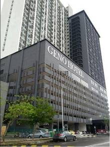 Furnished Menara Geno Studio Facing Pool Taman Subang Mas Subang Jaya