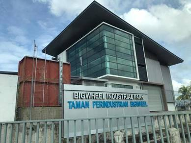 Inanam 3 Store Semi-Detached Warehouse for SALE