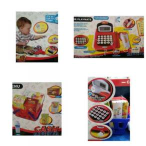 Cash Register Series Toy Game