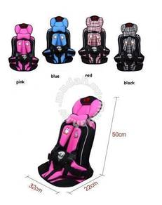 Children Safety Car Seat With Cushion and Belt