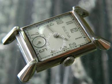 Vintage Bulova 10k Gold Filled