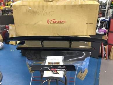 Varis Original Trunk VSDC Wing Nissan GTR GTR35 R3