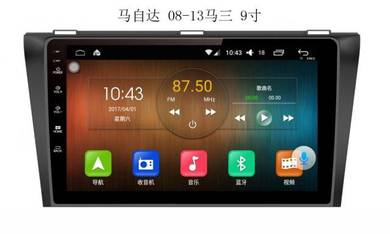 MAZDA 3 ANDROID 10 2gb ram IPS SCREEN PLAYER