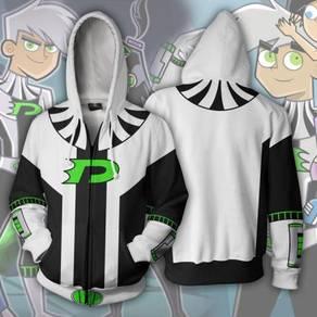 Danny phantom Hoodie jacket RBT0085