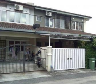 [ 0 Deposit ] Town House, Taman Sri Keroja, Sungai Chua, Kajang