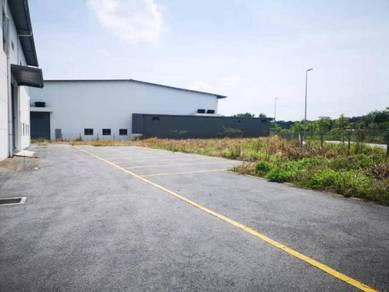 Modern Corporate New factory / Warehouse - Corner - Rawang Kundang