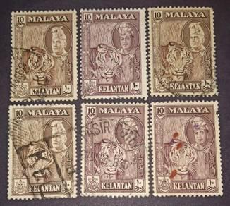 Setem Malaya - Set S11