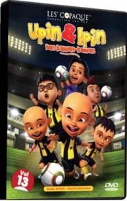 DVD UPIN Dan IPIN Dan Kawan Kawan Vol.13