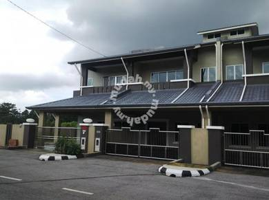 Kampung Munggul Limo Serian New House