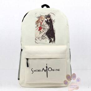 Anime bag- sao asuna kirito backpack