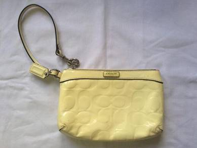 Original Coach Bag / Beg