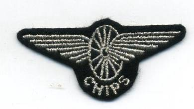 POLICE CALIFORNIA HIGHWAY PATROL CAP CHIPS Patch