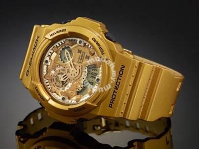 Watch- Casio G SHOCK GA300GD GOLD -ORIGINAL