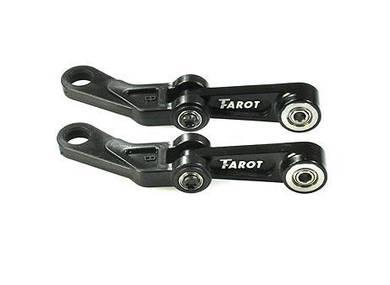 Tarot 450FL Metal Control Arm Set ( Black) TL45113